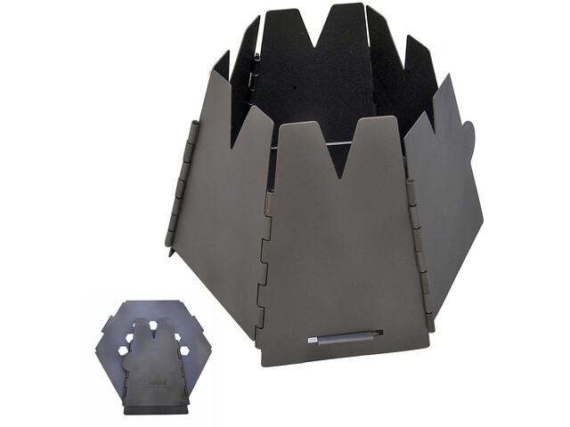 Vargo Hexagon Holzofen Titan